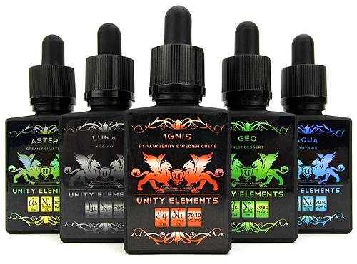 Unity Elements 30mL E-Liquid