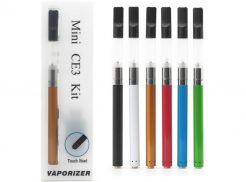 Thick-Oil Bud Touch 1mL 280mAh Touch Screen Stylus Mini Vape Pen Kit