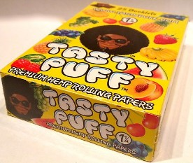 Tasty Puff 1 1/4 Rolling Papers