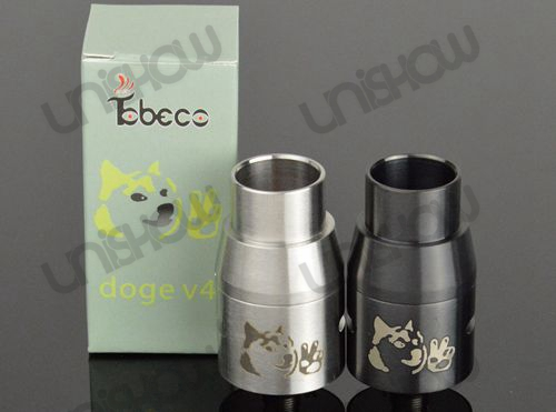 Tobeco Doge V4 Rebuildable Dripping Atomizer