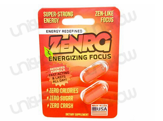 ZeNRG Energy Redefined Focus Dietary Supplement