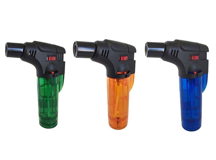 Windproof Jet Flame Butane Torch Lighter