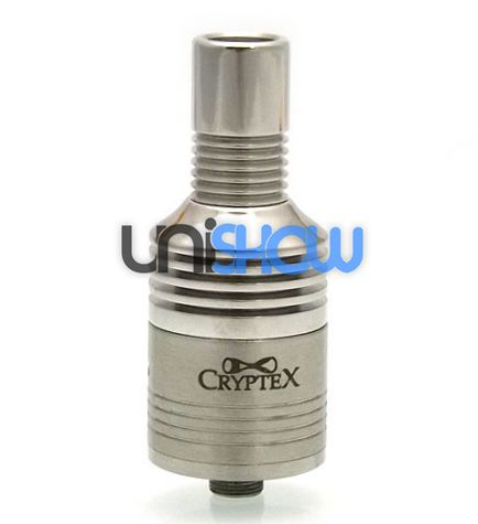 Cryptex Style Rebuildable Dripping Atomizer