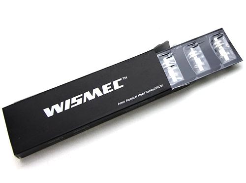 Wismec Coils for Amor Mini Tank/Reuleaux RX75 Kit (5pcs)