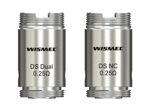 Wismec DS Coils for ORMA & Motiv (5pcs)