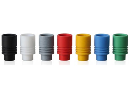 O-Ringless Friction Fit Wide Bore 510 Drip Tip