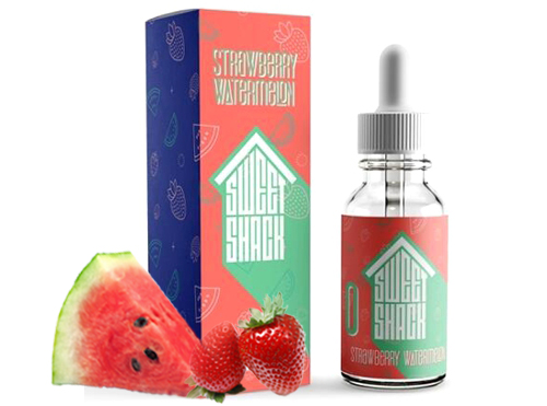 Sweet Shack Strawberry Watermelon Juice 60mL Max VG