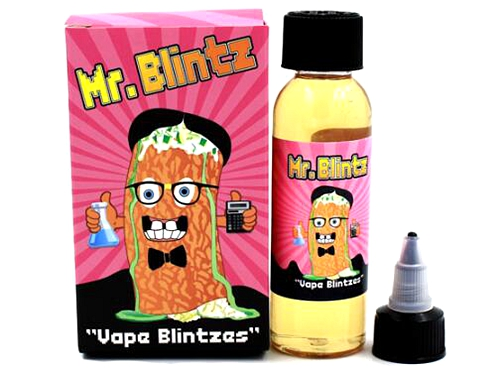Mr. Blintz 60mL by Vape Breakfast Classics