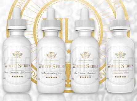 Kilo White Series Premium E-Liquid 60mL