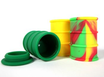 Portable Silicone Jar (H:58 mm, D:40 mm)