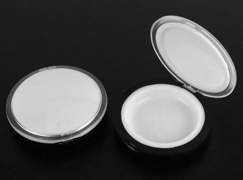 Hard Shell 5mL Silicone Dab Wax Container (5pk)