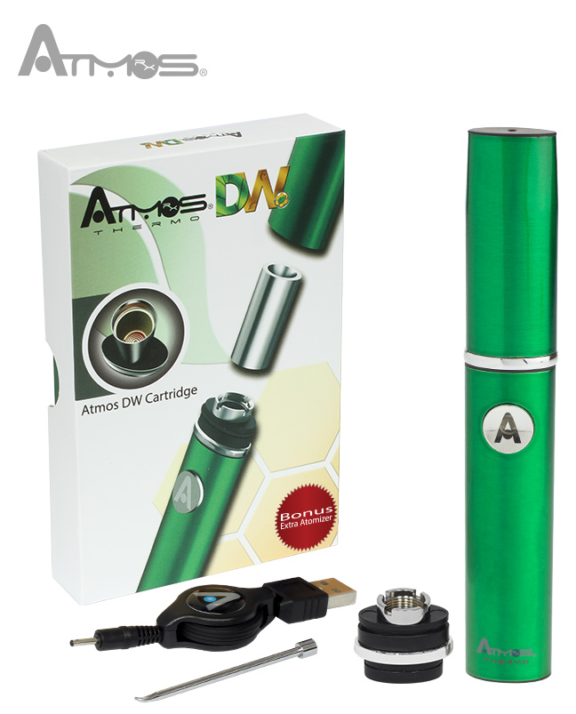 Authentic Atmos Thermo DW 2 Cartridge Kit