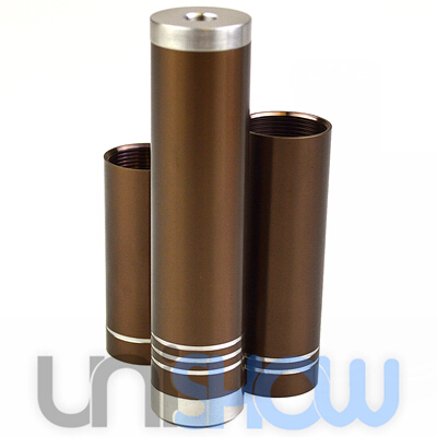 Luxe Chocolate Mechanical Mod Clone (3-Tube Kit)