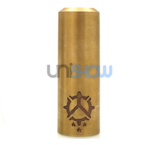 El Gigante 26650 Mechanical Mod (Brass)