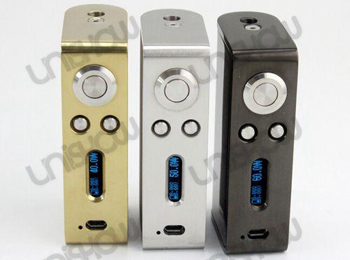 Zero 60W Temperature Control VV/VW Box Mod Clone