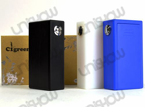 Cigreen POM Mechanical Box Mod