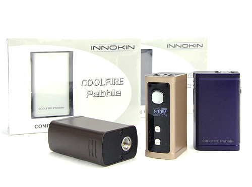 Innokin Cool Fire Pebble 50W 1300mAh Mini Mod