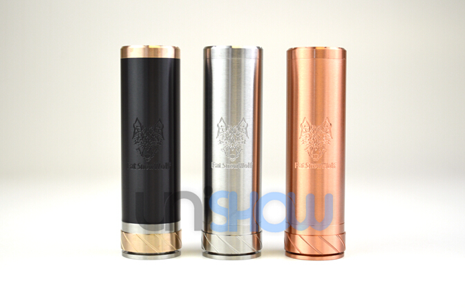 Fat Snow Wolf Style Mechanical Mod