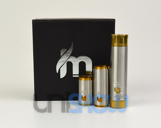 Castle Style Mechanical Mod (3-Tube Set)