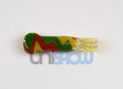Glass One Hitter - 3""