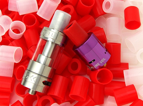 Wide Bore Drip Tip Silicone Cover 13.5mm in Diameter (Set of 50)