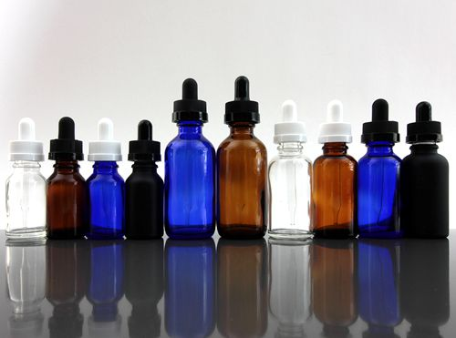 15mL E-Liquid Glass Dropper Bottles (10pcs)
