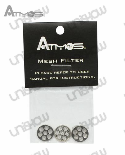 Authentic Atmos AtmosRx Dry Herb Mesh Filter (3 Pack)