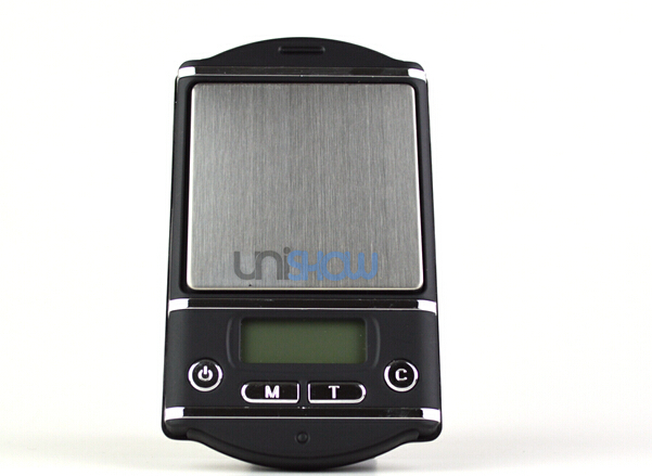 Pocket Digital Scale (BLK)