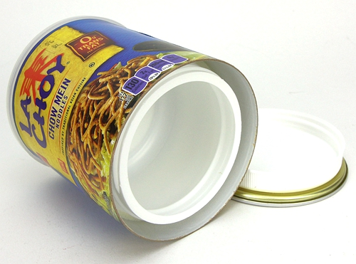 Chow Mein Safe Can