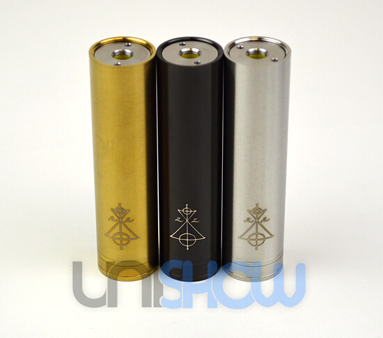 Zombi Style 18650 Mechanical Mod