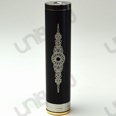 Antigo 18650 Mechanical Mod Clone (BLK)