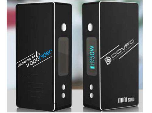 DOVPO Mini 50W Box Mod