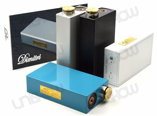 Dimitri Mechanical Box Mod Clone