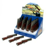 Double Barrel gun lighter /5 PCS