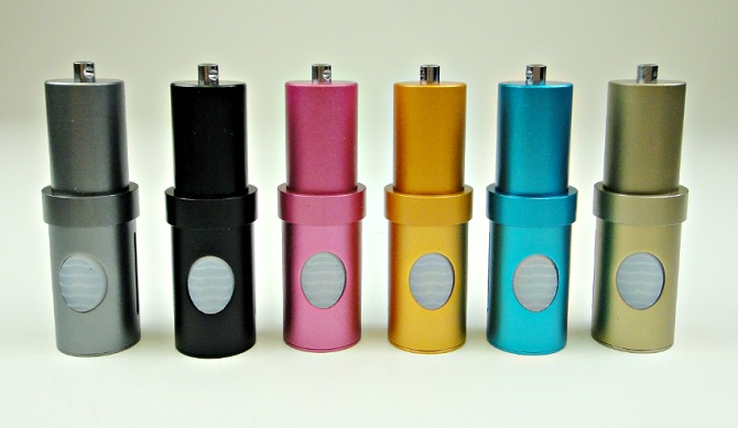 E Liquid Aluminum Container - 30ml