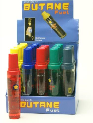 Butane gas,18ml,20/box