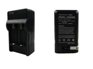 Battery Charger for 16340/14430