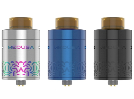 Geek Vape Medusa Reborn 25mm RDTA