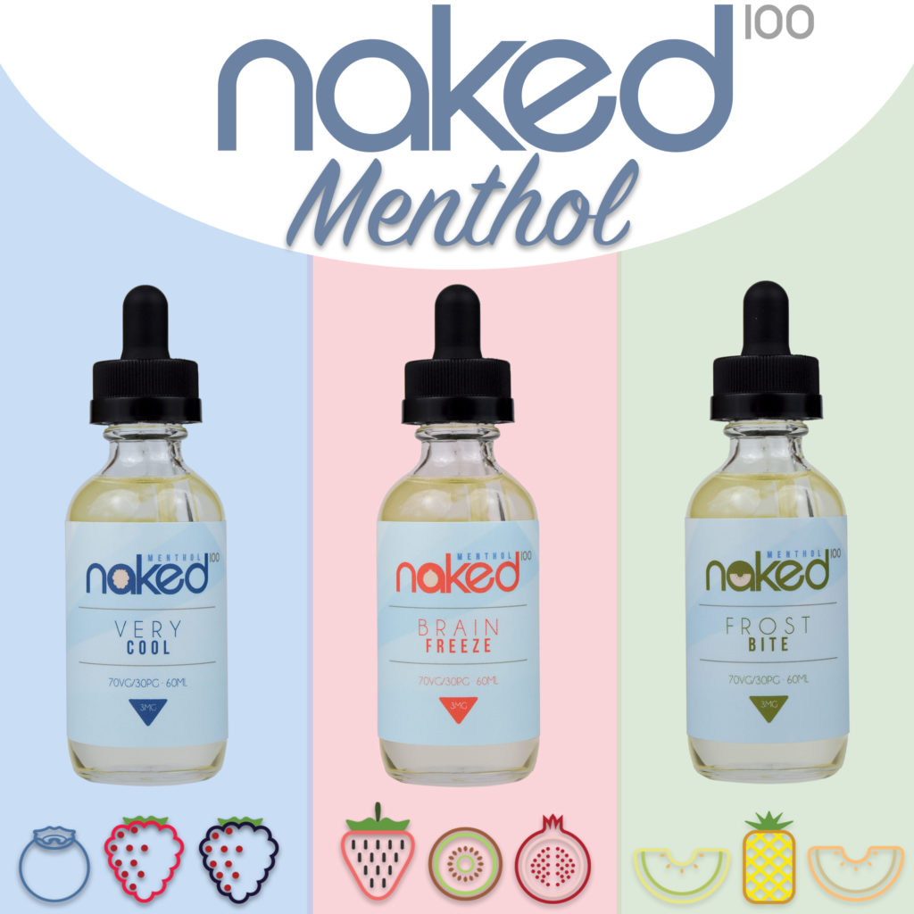 60mL Naked 100 E-Juice