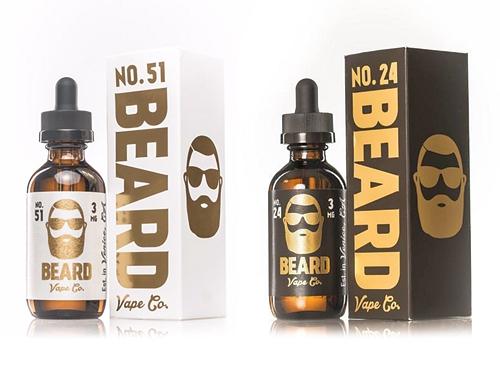 Beard Vape Co. 60mL E-Juice