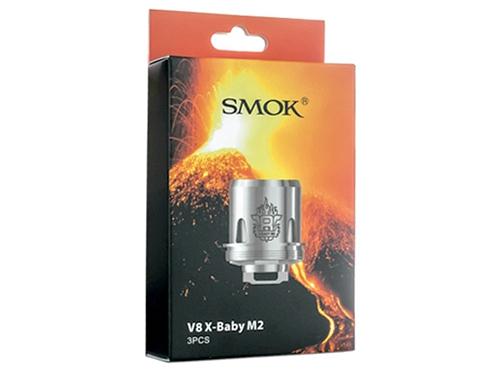 SMOK TFV8 X-Baby Coils T6/X4/M2/Q2 (3pcs)