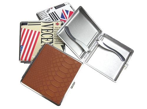 Portable Cigarette Cases 20pcs Capacity (1 Dozen)