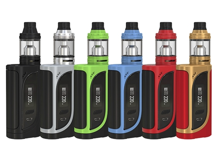 Eleaf iKonn 220W TC & ELLO Starter Kit
