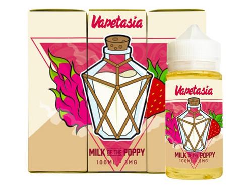 Milk of the Poppy 100mL by Vapetasia
