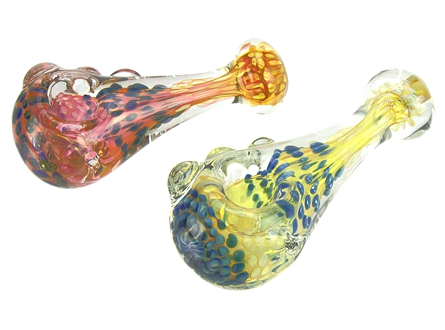 "4"" Glass Spoon Pipe"