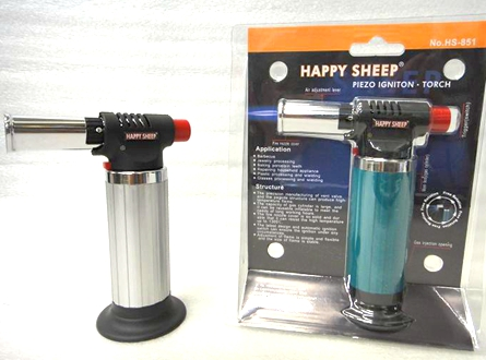 Free Rotation Standing Torch Lighter