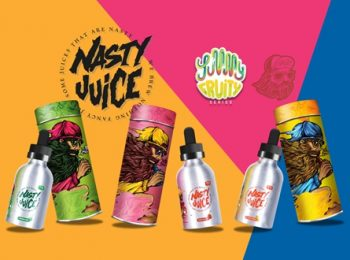 Nasty Juice 60mL E-Liquid - Yummy Fruity Series