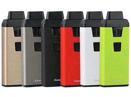 Eleaf iCare 2 650mAh All-in-One Starter Kit