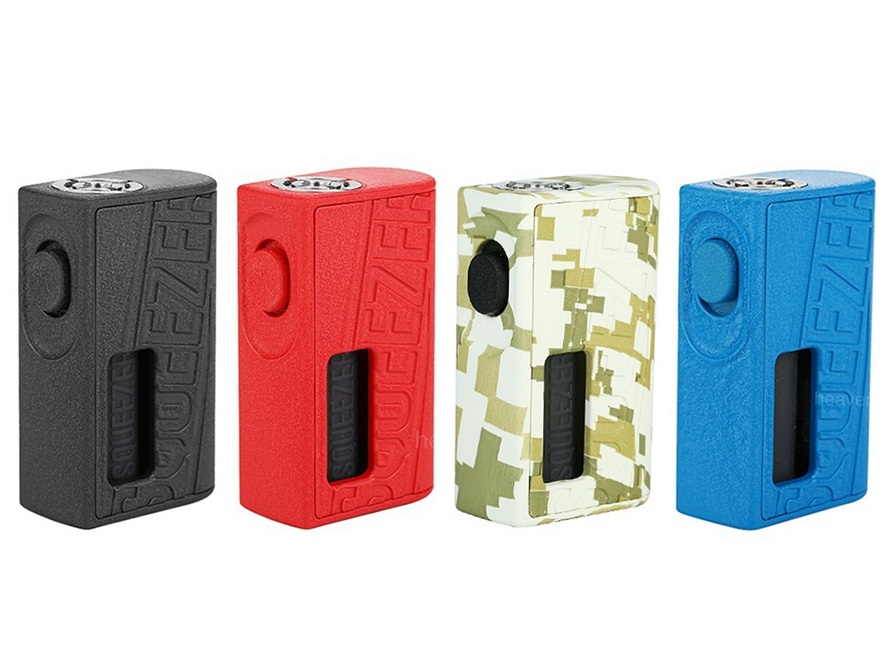 Hugo Vapor Squeezer BF 18650/20700 Squonk Mechanical Mod