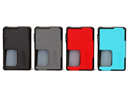 Pulse BF 18650/20700 Squonk Mechanical Mod by Vandy Vape